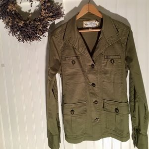 Adventura Military Style Jacket